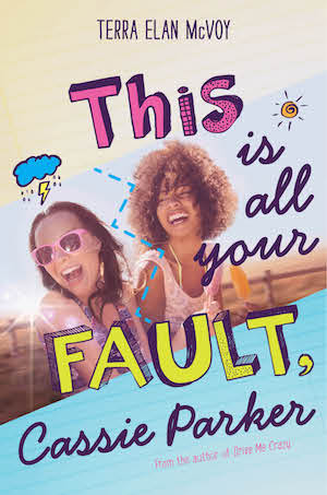 Book Cover of This Is All Your Fault